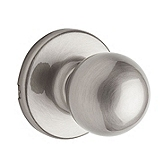Polo Passage/Hall/Closet Door Knobs, Satin Nickel 200P 15 | Kwikset Door Hardware