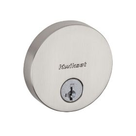 Uptown Deadbolt - Satin Nickel