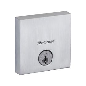 Downtown Deadbolt - Satin Chrome