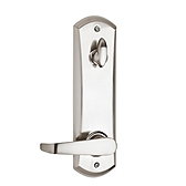 Metal Interconnect Light Commercial, Satin Nickel 508KNL 15 SMT | Kwikset Door Hardware