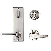 Contemporary Metal Interconnect With Kingston and Ladera Lever