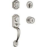 Montara Handlesets, Satin Nickel 553MNHXJ 15 SMT | Kwikset Door Hardware