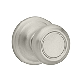 Cameron Passage/Hall/Closet Door Knobs, Satin Nickel 720CN 15 | Kwikset Door Hardware