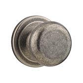 Juno Door Knobs, Rustic Pewter 720J 502 | Kwikset Door Hardware