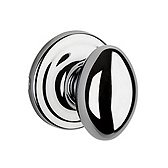 Laurel Passage/Hall/Closet Door Knobs, Polished Chrome 720L 26 | Kwikset Door Hardware