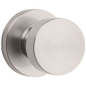 Pismo Round Knob - Satin Nickel