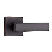 Vedani Passage/Hall/Closet Door Levers, Venetian Bronze 720VDL 11P | Kwikset Door Hardware