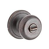 Hancock Door Knobs, Rustic Bronze 730H 501 | Kwikset Door Hardware