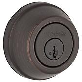780/785 Deadbolt  , Venetian Bronze 785 11P SMT | Kwikset Door Hardware
