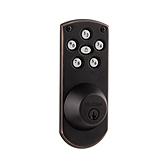 Powerbolt  , Venetian Bronze 907 11P SMT | Kwikset Door Hardware