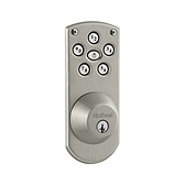 Powerbolt  , Satin Nickel 907 15 SMT | Kwikset Door Hardware