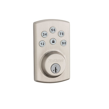 Powerbolt 2 Touchpad Electronic Deadbolt