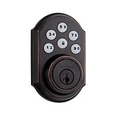 SmartCode Deadbolt , Venetian Bronze 909 11P SMT | Kwikset Door Hardware
