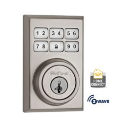 910 Contemporary Smartcode Deadbolt with HomeConnect