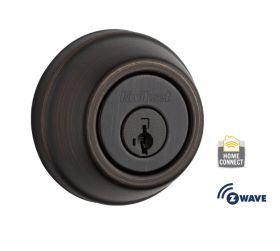 Signature Series Deadbolt - Venetian Bronze
