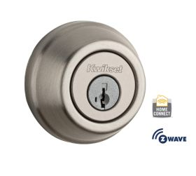 Signature Series Deadbolt - Satin Nickel
