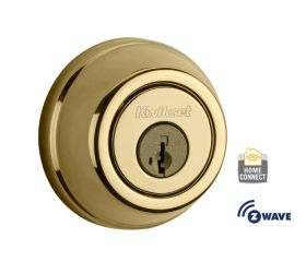 Signature Series Deadbolt - Lifetime Polished Brass