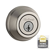 Traditional Deadbolt with Home Connect