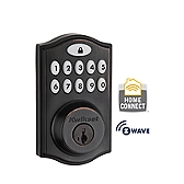 SmartCode Deadbolt with Home Connect , Venetian Bronze 914TRL ZW 11P UL | Kwikset Door Hardware