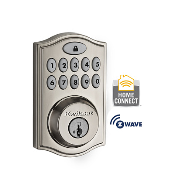 Smartcode 914 Deadbolt With Z Wave Technology