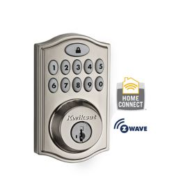 914 SmartCode Deadbolt with Home Connect