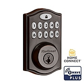 Smartcode 914 Deadbolt With Home Connect Kwikset Maker