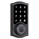 Premis Apple HomeKit™ Smart Lock , Venetian Bronze 919TRL 11P SMT | Kwikset Door Hardware