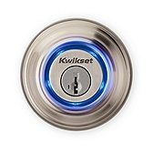 Kevo 2nd Gen Deadbolt , Satin Nickel 925 KEVO 2 DB 15 | Kwikset Door Hardware