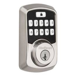 Smart Locks with Home Connect - Keypads and touchscreens and