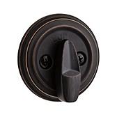 980/985 Deadbolt , Venetian Bronze 980 11P SMT | Kwikset Door Hardware