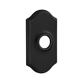 Designer Roses , Iron Black 83319 514 | Kwikset Door Hardware