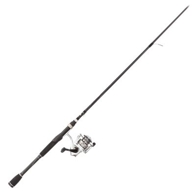 Abu Garcia Silver Max Spinning Rod And Reel Combo