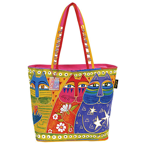 Sun N' Sand Three Wishes Shoulder Beach Tote