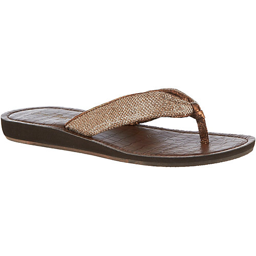 Coral Bay Zoe Womens Thong Sandals