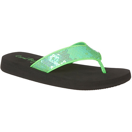 Coral Bay Coast Womens Flip Flops