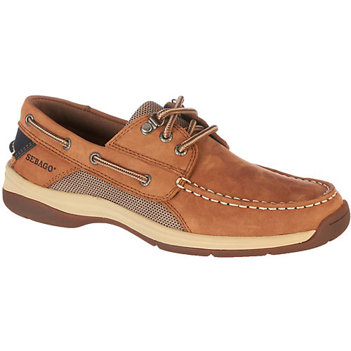 Sebago Helmsman Mens Boat Shoes
