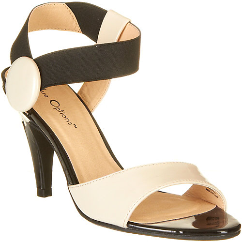 Nue Options Jackie O Womens Dress Sandals