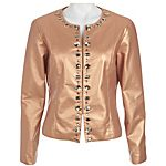 Womens Jeweled Jacket