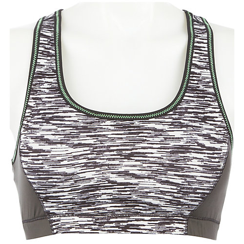 Skechers Space Dyed Racerback Sports Bra
