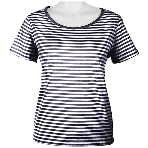 Coral Bay Petite Striped T-Shirt