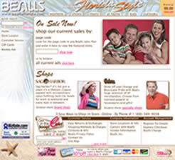 1999 - www.BeallsFlorida.com launches