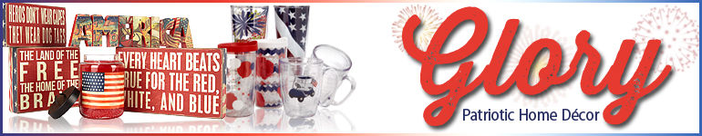 Glory Patriotic Home Decor
