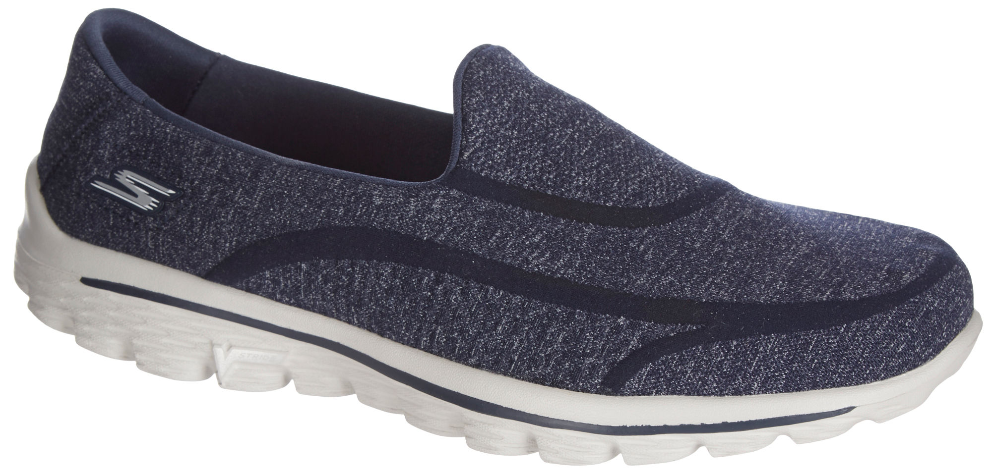 skechers womens gowalk 2 slip on walking shoes ebay