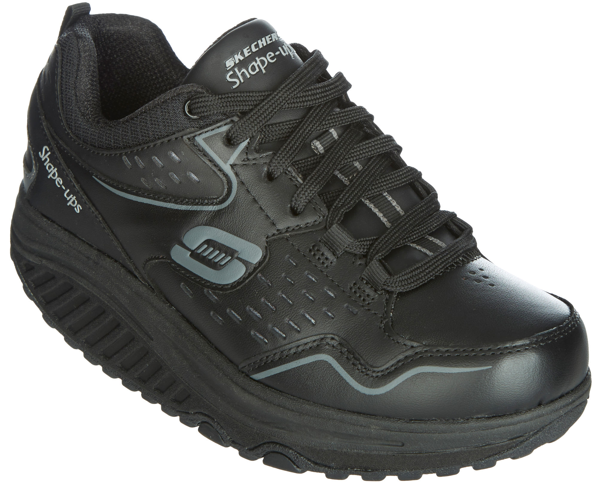 skechers womens perfect comfort shape ups ebay. Black Bedroom Furniture Sets. Home Design Ideas