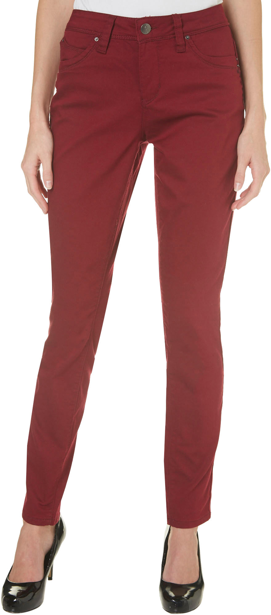 Royalty by YMI Womens WBB Colored Skinny Jeans | eBay