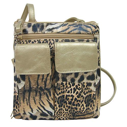 Koltov® Triple Take Nappa Animal Minibag
