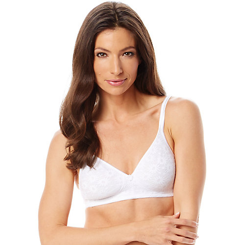 ca2229e5f2f6a UPC 052883736651 product image for Warner s Daisy Lace Wirefree Bra - 2009-40  C