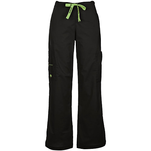 Crocs Medical Karla Solid Cargo Scrub Pants