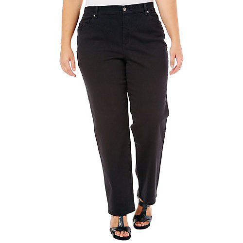 Gloria Vanderbilt Plus Amanda Stretch Jeans