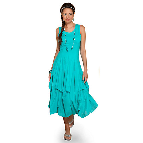 Kaktus� Sleeveless Bubble Dress